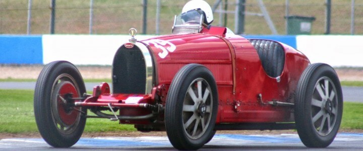 1930 Bugatti T35B