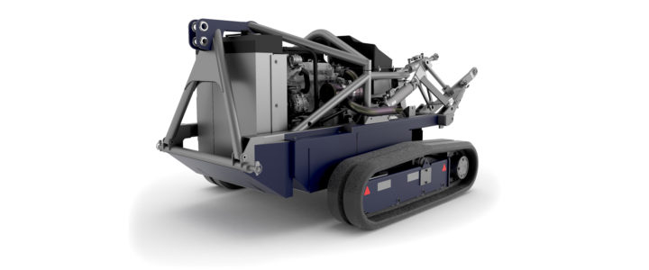 Dynium Robot tractor image