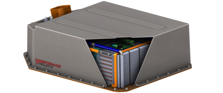 Performance Projects Automotive Battery Pack Image